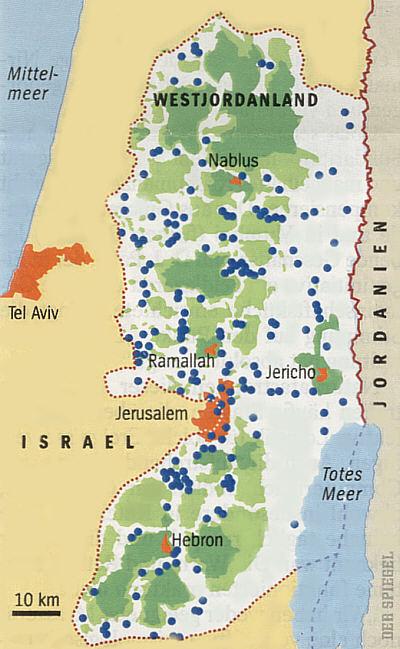 palestine - israel   ii