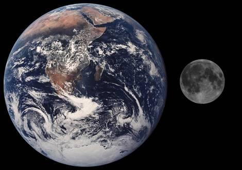 américains sur la lune faux